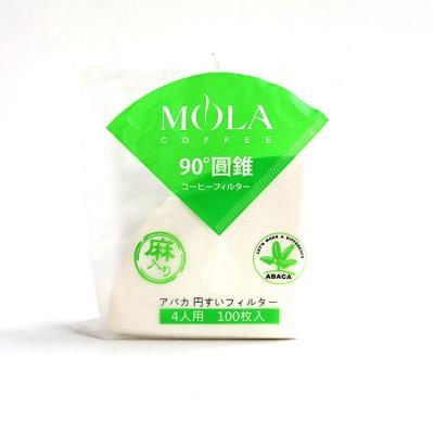 MOLA ABACA Filter Paper (Hemp Fiber) V60 02 100pcs