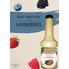 MONTENNE REAL FRUIT MIX Mix-Berries